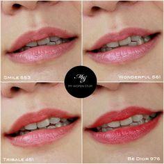 dior addict smile wonderful tribale be dior lipstick lip swatch