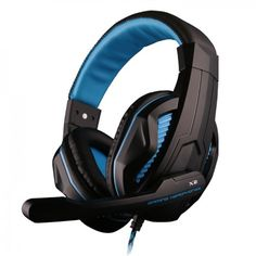 New Wayzon Professional Bass Stereo Noise-Cancelling Over-Ear Computer Gaming Headset HiFi USB Headphone with Mic and Volume Control for PC Tablet Laptop - CLICK IMAGE to see more Description & Spec. Xbox 360, Playstation, Headphones With Microphone, Headphone With Mic, In Ear Headphones, Cordless Headphones, Gaming Headphones, Nintendo Ds, Wii U