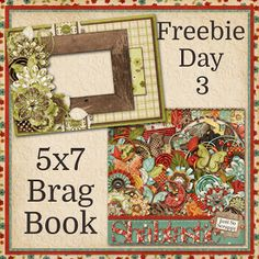 Tuesday's Guest Freebies ~ Just So Scrappy ***Join 1,950 people. Follow our Free Digital Scrapbook Board. New Freebies every day.