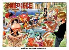 Leitor de Mangás Online - One Piece-410