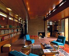Excerpt: Why Frank Lloyd Wright's interior designs never go out of style - The Globe and Mail