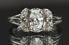 .66 Carat Oval Diamond Engagement/Wedding Ring/EGL, $1995.00