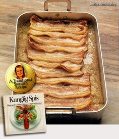 "An example of traditional Swedish farmhouse cooking found in ""Kunglig Spis"" (Royal Range) by Håkan Håkanson Håkan Håkanson author of the book writes: ""I found  this and other very old recipes…"