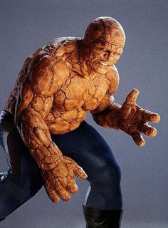 Ben Grimm aka The Thing from The Fantastic Four, 2005.