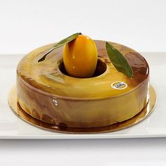 Phillip Khoury @philkhoury #entremet called 'Callemangue' featured #mango…