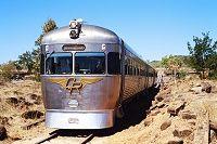 Savannahlander Train