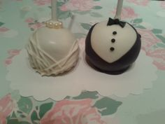 These are the Cake Pops I have made!