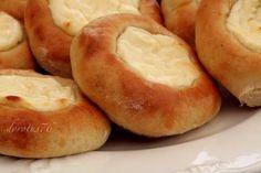 Drożdżówki z serem (przepis II)