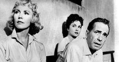 Jennifer Jones, Bogart And Bacall, Humphrey Bogart, Gina Lollobrigida, Robert Walker Jr, John Garfield, Peter Lorre, John Huston, Movie Talk