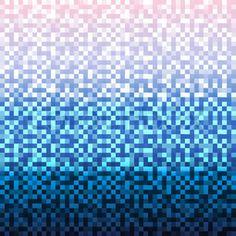 Abstract seamless pixel patterns set vector illustration | Vector ...