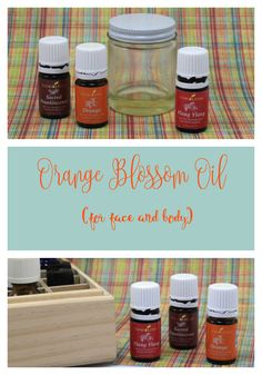 I want to make this Perfume ~~ Orange Blossom Perfume/Body Oil. This smells amazing and is all natural!