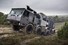 Tatra T815-7 10×10 PERCHERON - GD-2500 Quintiplex Well - 4 400 kW