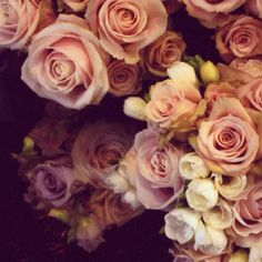 vintage fleurs
