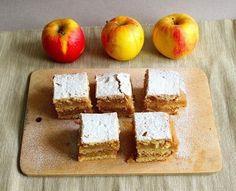 Jednoduchý  jablkový  koláč