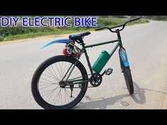 Homemade - DIY Electric Bike At Home Simple using wheel skateboard Parts that you need + Wheel skate Solar Energy Facts, Solar Energy Projects, Skateboard Parts, Valentines For Mom, Motorised Bike, Best Woodworking Tools, Woodworking Videos, Electric Scooter, Diy Electric Bike