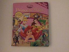 Disney Princess Princess Magic First Look and Find 1412730740   eBay