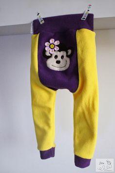 Jitu: Monkey baby leggins