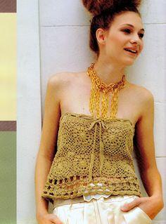 El Arte de Tejer 2010 Crochet - Melina Crochet - Picasa Web Album