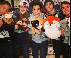 Joey, Anthony, Thomas, Eric, & Colton<3 Midnight Red |via Facebook
