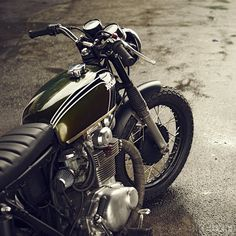 Honda CB350 comes from London-based Untitled Motorcycles