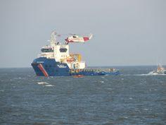 Texel - Grootscheepse SAREX-oefening voor de Texelse kust