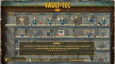Vault - Tec Fallout 4. Vault Life Has its Perks!. #VaultTec #Shooter #Fallout4 #PC #PlayStation4 #XboxOne Para más información sobre #Videojuegos, Suscríbete a nuestra página web: http://legiondejugadores.com/ y síguenos en Twitter https://twitter.com/LegionJugadores