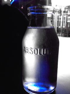 Absolutely absolut