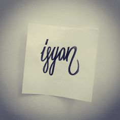 #ISYAN