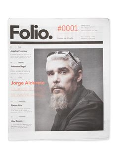 Folio, by Designbyface.