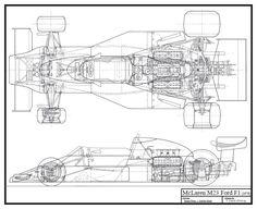 ferrari 312 blueprints - Google Search