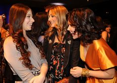Olivia Palermo Photos - (L-R) Michelle Trachtenberg, Olivia Palermo and Sophia Bush attend the grand opening of the W Atlanta Buckhead Hotel Designed by Thom Filicia on January 22, 2009 in Atlanta Georgia. (Photo by Rick Diamond/Getty Images) * Local Caption * Michelle Trachtenberg;Olivia Palermoan;Sophia Bush - W Atlanta Buckhead Hotel Grand Opening