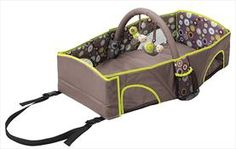 Summer Infant Deluxe Infant Travel Bed    Price: $21.00