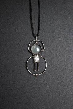 Boyfriend unique gift Cyberpunk pendant Astronaut necklace