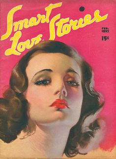 Smart Love Stories (February 1937) by Zoë Mozert