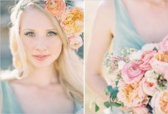 quite lovely // wedding hair and makeup by Bombshell Beauty Studio