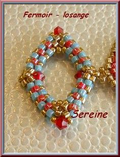 lovely clasp by SEREINE