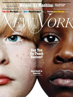 A cover that says it all. New York. G1. Awareness on what change in Political Correctness, what used to be seen as wrong