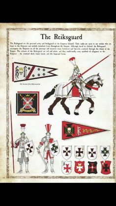 The Reiksguard knightly order