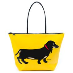 Dachshund Tote Bag from Marc Tetro