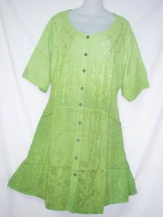 Lime baby doll http://cgi.ebay.com/COOL-Babydoll-Top-SUMMER-DRESS-LIME-GREEN-PLUS-SIZE-/270768162886