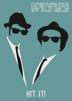 The Blues Brothers Movie Poster Art, Film Posters, Blues Brothers 1980, Image Pinterest, Pochette Album, Alternative Movie Posters, Cult Movies, About Time Movie, Music Is Life