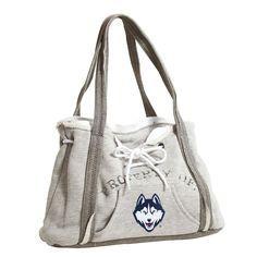 Connecticut Huskies NCAA Hoodie Purse