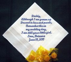 Father of the Bride gift?