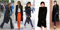 styl victorii becham płaszcz Beckham, Duster Coat, Victoria, Suits, Jackets, Fashion, Down Jackets, Outfits, Moda