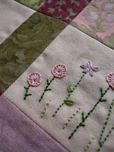Farm Girl Stitching: Leanne's House BOM