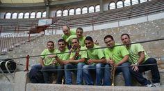 Xuntanza de peñas taurinas de Pontevedra 2014