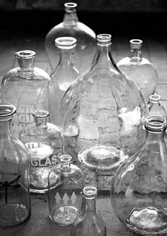 glas - House Doctor - fles - vaas - glass