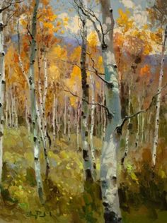 gregory packard art | Autumn Flowers: Art blossoms in Old Torrance at The California Museum ...