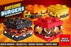 Musica: La #Lego-mania non ha confini: nelle Filippine gli hamburger sono a forma di mattoncino (link: http://ift.tt/2loq8Uv )