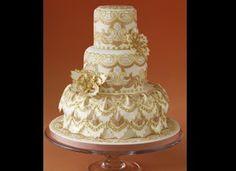 Romantic Wedding Cake Romantic Design